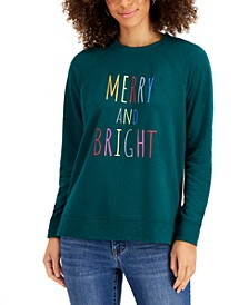 Plus Size Graphic-Print Sweatshirt, Created for Macy's