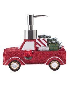 Truck Holiday Lotion Pump