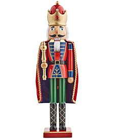 "Christmas Cheer 24"" Nutcracker, Created for Macy's"