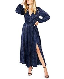 Melissa Pleat Dress