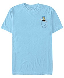 Men's Jiminy Pocket Short Sleeve T-Shirt