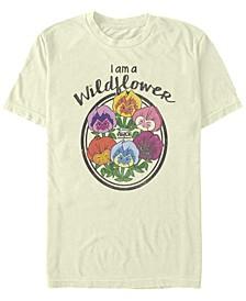 Men's Wildflower Short Sleeve T-Shirt