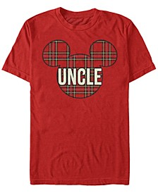 Men's Uncle Holiday Patch Short Sleeve T-Shirt
