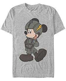 Men's Mickey Jet Pilot Short Sleeve T-Shirt