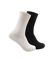 by Shelli Segal Women's Tall Crew Boot Socks, 2 Pack