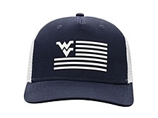 West Virginia Mountaineers Here Trucker Cap