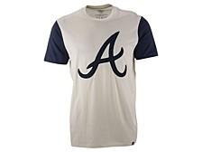 Atlanta Braves Men's Blocked Fieldhouse T-Shirt