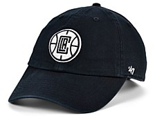 Los Angeles Clippers Basic Fashion Clean Up Cap