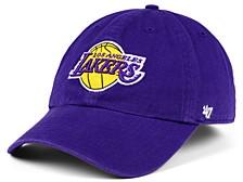Los Angeles Lakers Kids Clean Up Cap
