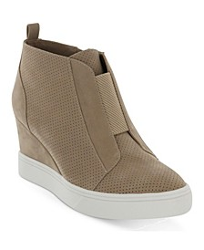 Women's Cristie Sneaker Wedge Shoes