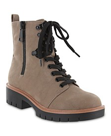 Women's River Lace- Up Boots
