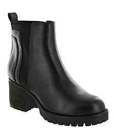 Women's Colten Chelsea Lug Sole Boots