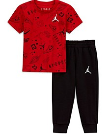 Baby Boys T-Shirt and Pants Set