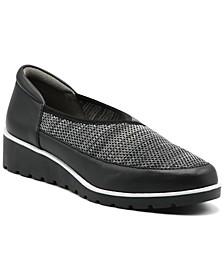 Trask Women's Stretch Knit Slip-Ons Shoe
