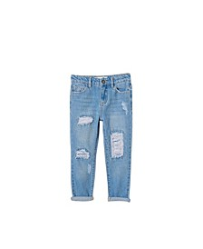 Toddler Girl India Slouch Jean