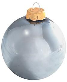 Shiny Christmas Ornaments, Box of 8