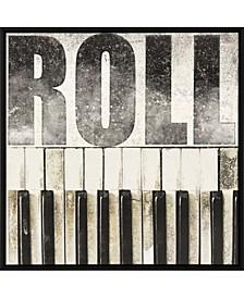 "Roll Framed Wall Art, 37"" x 37"""