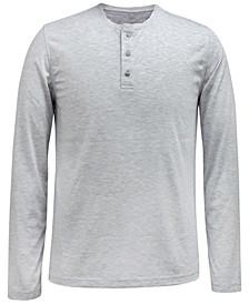 Men's AlfaTech Henley Shirt, Created for Macy's