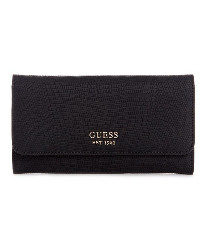 GUESS - Lyndi Slim Clutch Wallet