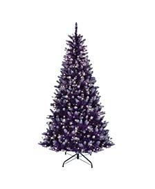 """6.5"""" Pre-Lit Fashion Artificial Christmas Tree"""