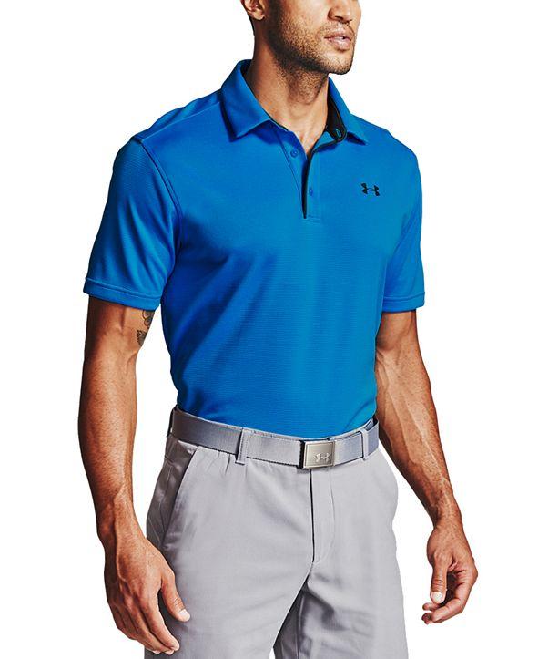 Under Armour Men's Tech Polo T-Shirt
