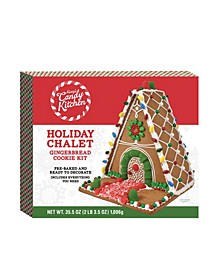 Gingerbread House Chalet Kit, Created for Macy's, 35.5 oz