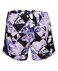 Toddler Girls Dri-Fit Printed Tempo Shorts