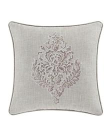 "Angeline Square Decorative Throw Pillow, 20"" x 20"""