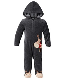 Baby Boys Moose Coverall, Created for Macy's