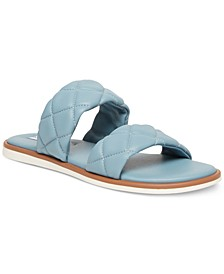 Women's Orsa Quilted Slide Sandals