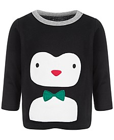 Baby Boys Penguin T-Shirt, Created for Macy's