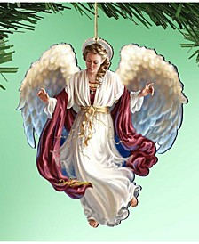 by Dona Gelsinger Peace on Earth Angel Ornament, Set of 2