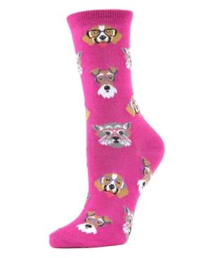 Professor Dogs Women's Novelty Socks