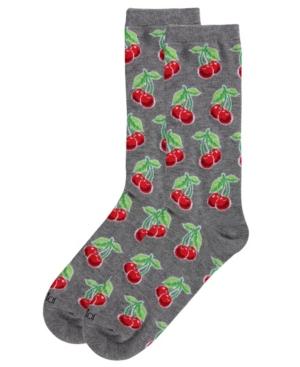 Cherries Women's Novelty Socks