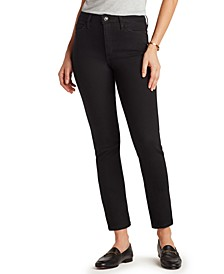 The Stiletto Straight-Leg Jeans