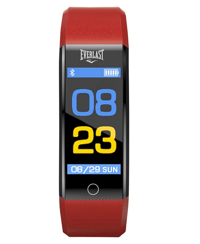 Everlast - TR031 Blood Pressure and Heart Rate Monitor Activity Tracker
