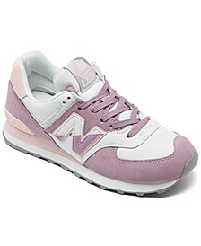 Women's 574 Split Sail Casual Sneakers from Finish Line