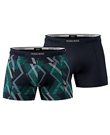 Men's 2-Pk. Boxer Briefs
