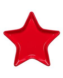 Scarlet Star Plate