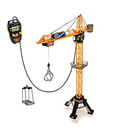 Mighty Construction Crane Radio-controlled cars