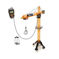 Dickie Toys Mighty Construction Crane Radio-controlled cars