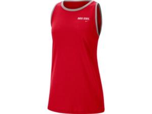 Nike Ohio State Buckeyes Women's High Neck Tank