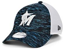 Miami Marlins English Knit Neo 39THIRTY Cap