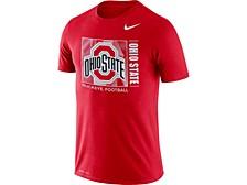 Ohio State Buckeyes Men's Dri-fit Cotton Team Issue T-Shirt