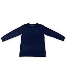 Karen Scott Crewneck Pocket Sweater, Created for Macy's