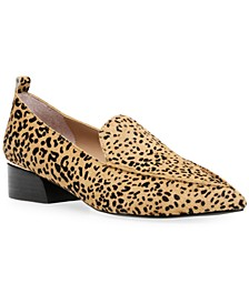 Women's Zelma Block-Heel Loafers