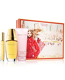 3-Pc. Beautiful Deluxe Gift Set
