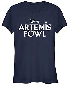 Women's Artemis Fowl Flat Logo Short Sleeve T-shirt