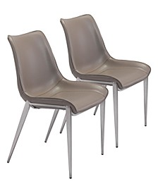 Magnus Dining Chair, Set of 2