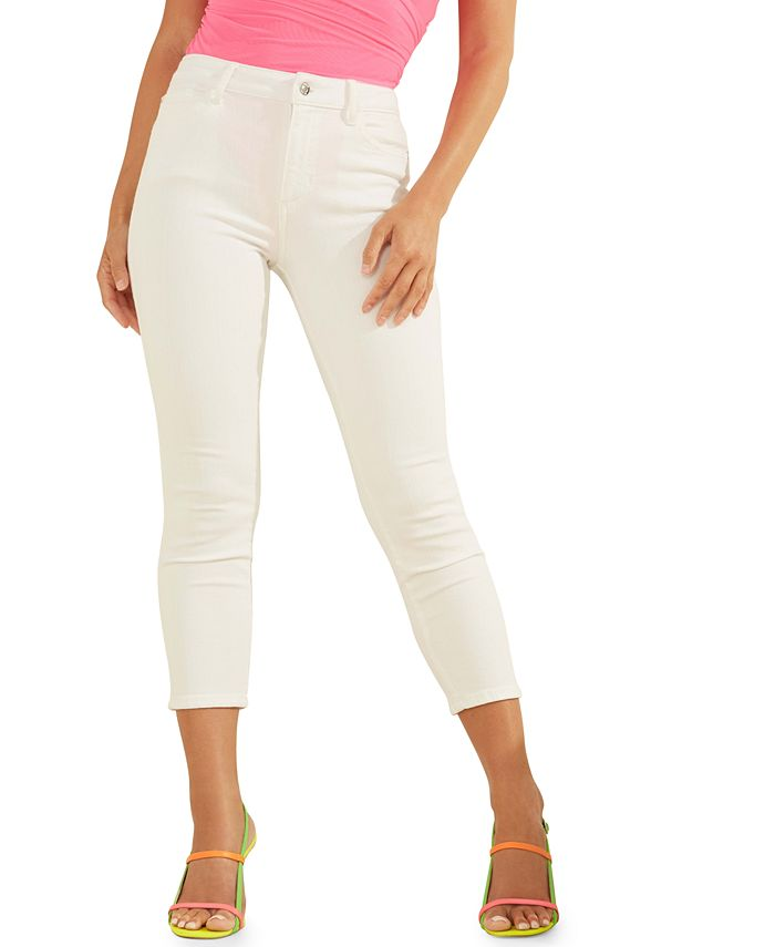 GUESS - 1981 Cropped Skinny Jeans